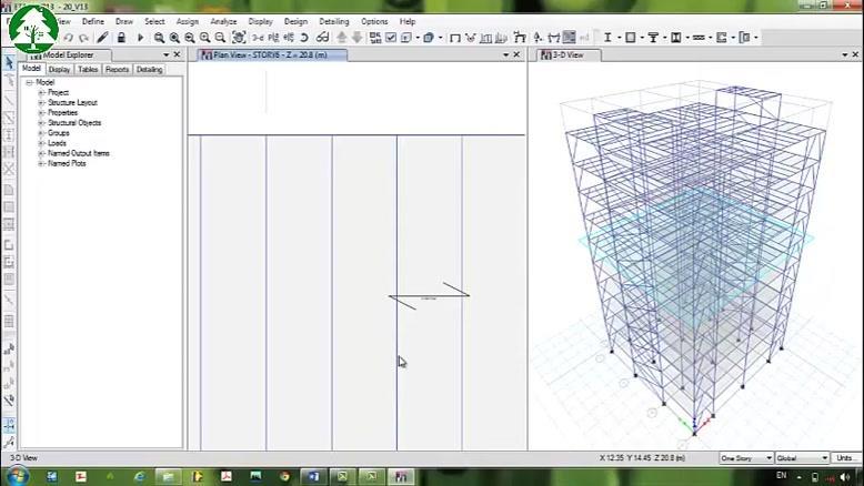 آموزش مهندسی عمران قسمت ۱۸