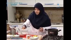 طرز تهیه نان اگردک