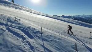 اسکی با دی جی آی فانتوم