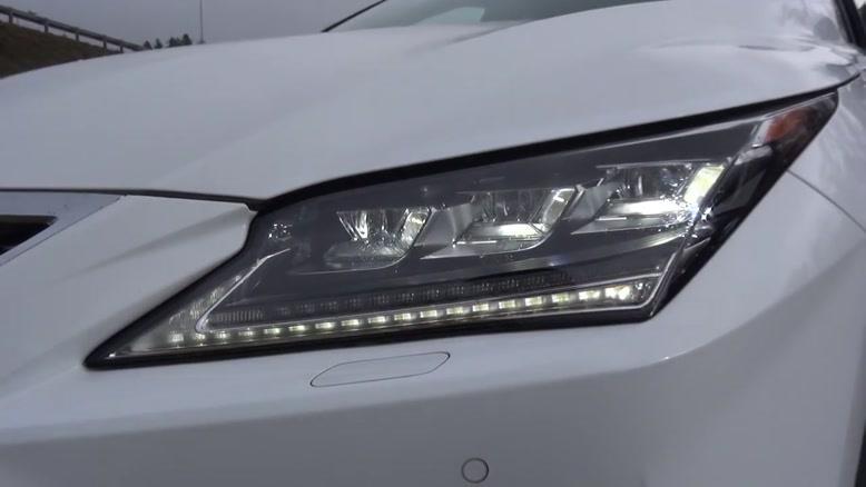 تست و بررسی خودروی ۲۰۱۶ Lexus RX ۲۰۰t F Sport