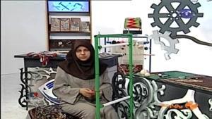 آموزش بافت فرش ایرانی قسمت ۱۴