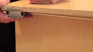 روش نصب سطح پایین کابینت