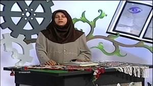 آموزش بافت فرش ایرانی قسمت ۱۳