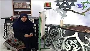 آموزش بافت فرش ایرانی قسمت ۱۱