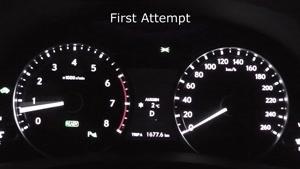 ۰ تا ۱۰۰ Lexus GS ۴۵۰h