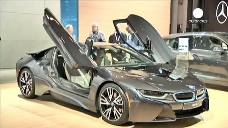 غولهای دنیای اتومبیل در نمایشگاه نیویورک