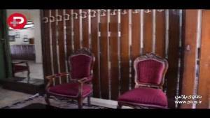 پاتوق عاشقانه های ترانه علیدوستی و مصطفی زمانی در شهرزاد ۹۰- سال با کافه نادری