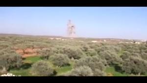 فیلم/حملهای که سخنگوی «جبهه النصره» در سوریه را از پای درآورد