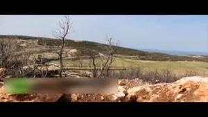 حمله هواپیمای بدون سرنشین سوریه به جبهه النصره