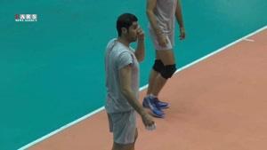 تمرینات سخت بلندقامتان ایران برای تصاحب سهمیه المپیک