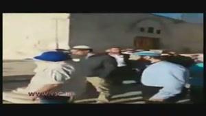 حمله شهرک نشینان صهیونیست به صحن مسجدالاقصی