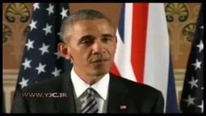 بازتاب سفر و اظهارات اوباما در انگلیس