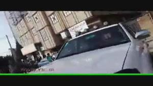 جنجالی که در محل سخنرانی فائزه هاشمی در خرم آباد به پا شد