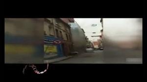 ریزش ساختمان مسکونی در استانبول