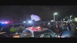 پلیس معترضان را بازداشت کرد