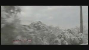بارش عجیب برف در فصلی دیگر