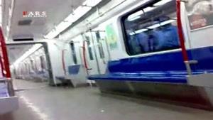چرا باید به این شکل سوار مترو شویم!؟