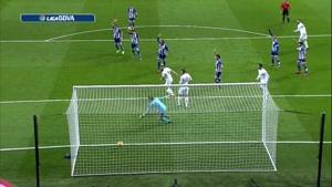 خلاصه بازی رئال مادرید ,و , دپورتیوو لاکرونیا