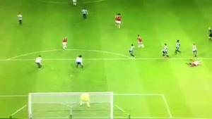 بهترین گل وین رونی در بازی منچستر یونایتد و نیوکاسل