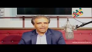 کمدین های ایرانی - رضا ارحام صدر