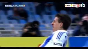 رئالسوسیداد ۱-۰ بارسلونا