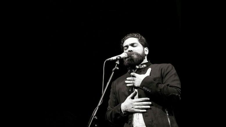 آهنگ آب در آتش از علی زند وکیلی