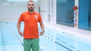 یادگیری شنای کرال
