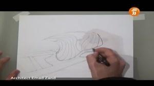خلاقیت در معماری با عمادالدین زند قسمت ۴