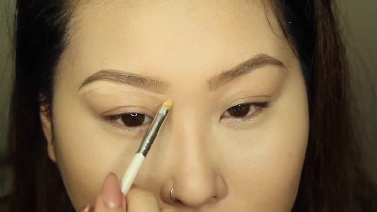 آموزش یک آرایش ساده و شیک