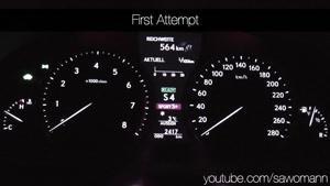 ۰ تا ۱۰۰ Lexus LS ۶۰۰h