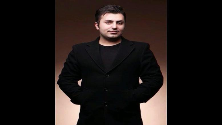 آهنگ ناراحته قلبم از علیرضا طلیسچی - آلبوم دقیقه هام