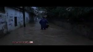 بارش بارانهای سیل آسا در چین