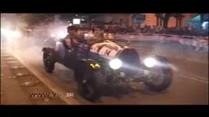 مسابقه خودروهای کمیاب در ایتالیا