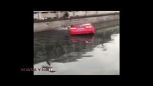 عاقبت رانندگی زنان چینی