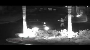 دزدی غافلگیرانهی خودروی پلیس توسط دزد حرفه ای