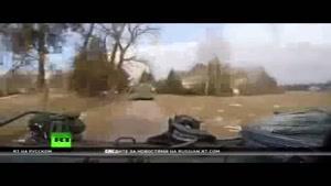 فیلم/اعتراضات گسترده به حضور ناتو در شرق اروپا