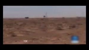 پیشروی داعش در لیبی با خودروهای انتحاری