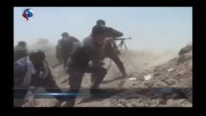 فیلم/ پیشروی ارتش عراق به سمت مرکز «فلوجه»