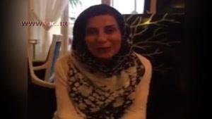تبریک حمید فرخ نژاد و فاطمه معتمد آریا به اصغر فرهادی و شهاب حسینی