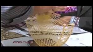 رقابتی نفس گیر با سازه های ماکارونی
