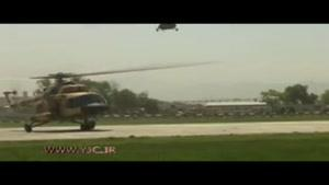 لحظه ورود پسر یوسف رضا گیلانی به کابل