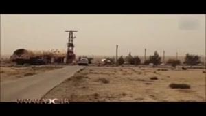 داعشیِ فلج با عصا به جنگ قبرستان می رود!