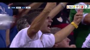رئال مادرید ۱-۱ اتلتیکو مادرید(پنالتی ۵-۳)