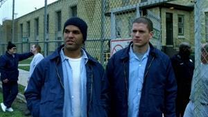 سریال فرار از زندان   زبان اصلی  قسمت اول  فصل ۱
