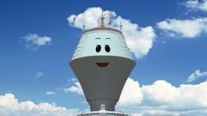 کارتون هواپیما برای کودکان قسمت ۲۱