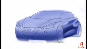طراحی آینده خودرو های نیسان