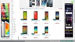 مقایسه سرعت گوشی Xiaomi Mi۴ vs Asus Zenfone ۲