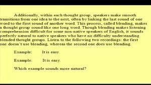 آموزش تلفظ در امتحان تافل قسمت اول