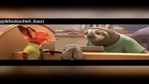خنده جالب در انیمیشن خرگوش و روباه
