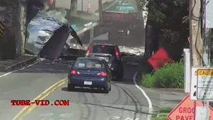تصادفات ناگوار جاده ای